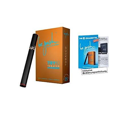be posh TRY Tobacco Zero, Einweg E-Zigarette, Made in Germany von posh global GmbH