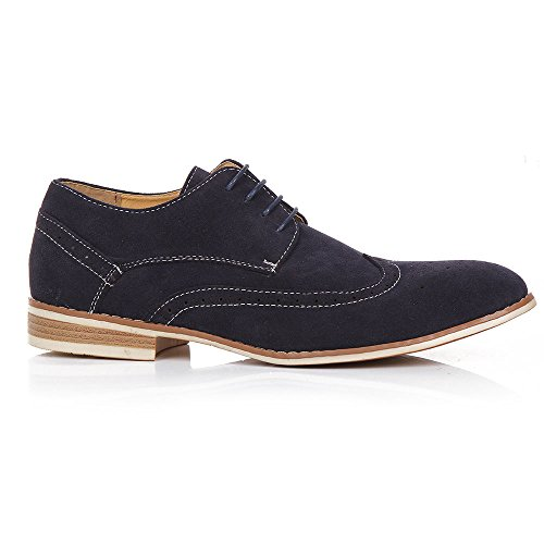 classics-mens-faux-suede-smart-formal-casual-lace-up-brogues-shoes-uk-9-navy