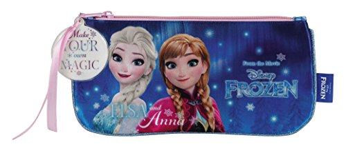 Disney Frozen- Estuche portatodo Plano (SAFTA 811715028)