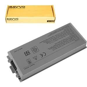 Bavvo - Batterie d'Ordinateur Portable 9-cellules pour DELL Y4367 OC5340.C5340 D5505 D5540 F5616 312-0336