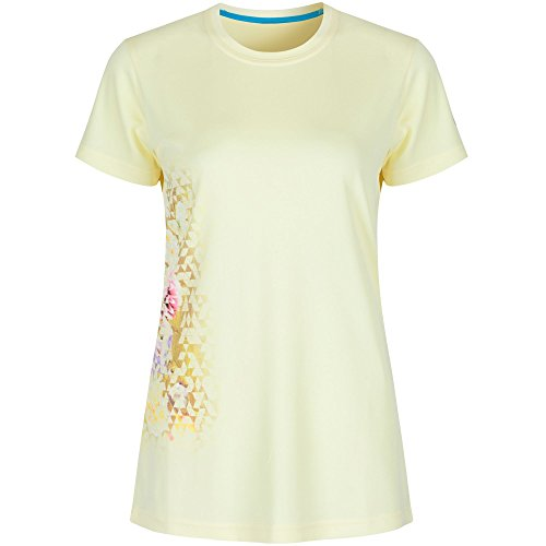 Regatta Fingal II - T-shirt sport anti-UV - Femme Bleu fluo