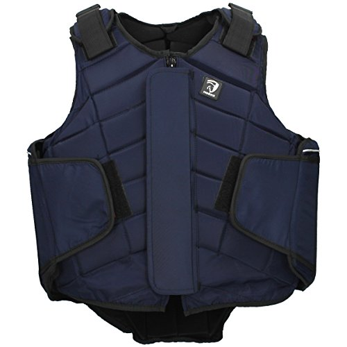 Horka Sicherheitsweste Flexplus Junior  - Dark Blau - Pferd Protector Body
