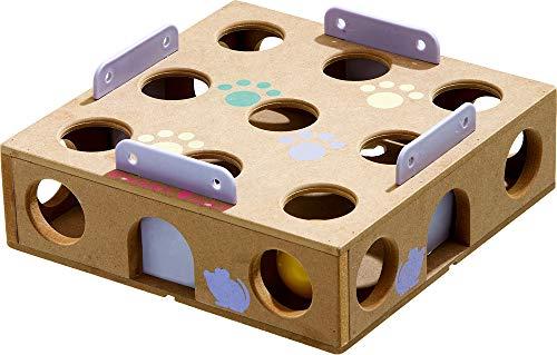 Karlie Smart Cat Activity Box, 6,5x 22,5x 22,5cm