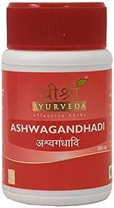 SRI SRI AYURVEDA Ashwagandhadi - 60 Tablets