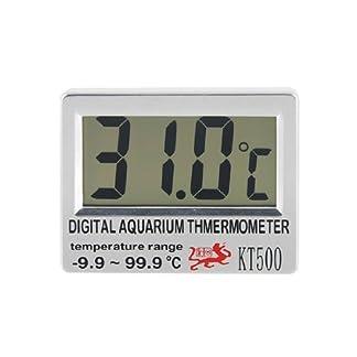 2.7 inch LCD Display Aquarium Digital Thermometer Fish Tank Wireless Sensor -9.9C - 99.9 Deg. C Temperature Meter 2.7 inch LCD Display Aquarium Digital Thermometer Fish Tank Wireless Sensor -9.9C – 99.9 Deg. C Temperature Meter 41pgYE2cQwL