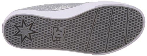 DC Shoes Trase SE - Chaussures pour femme ADJS300144 Gris - Silver