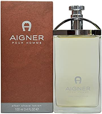 Aigner 100 ml Aftershave nuevo