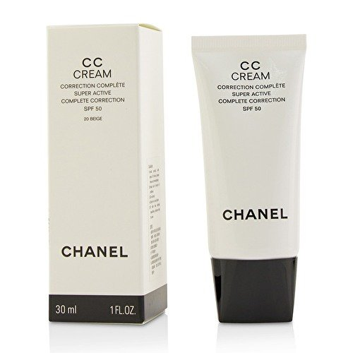 Chanel CC Cream Complete Correction Super Active SPF 50 Beige 20 30 ml