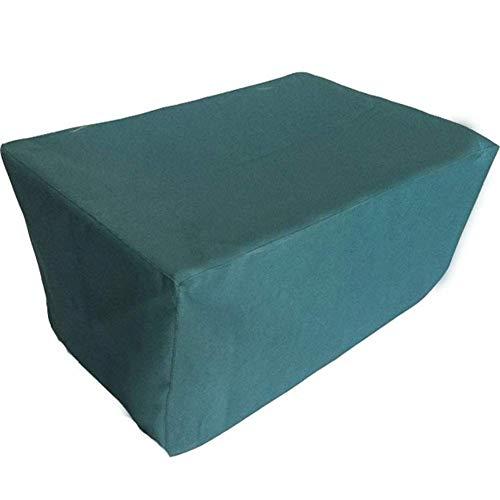 WONG - Funda para Barbacoa de jardín, Cubierta de Tela de protección para sofá, Impermeable, Protector...