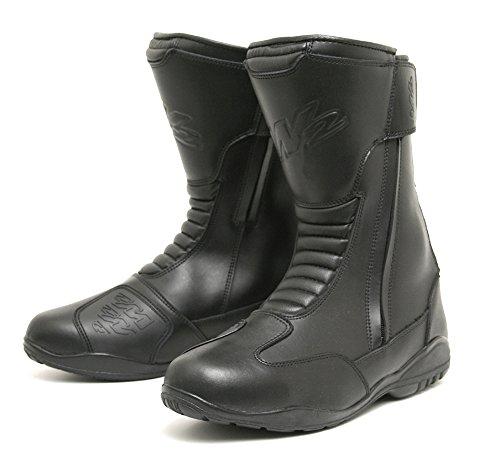 W2 Boots - Stivali da Moto, Nero, 37