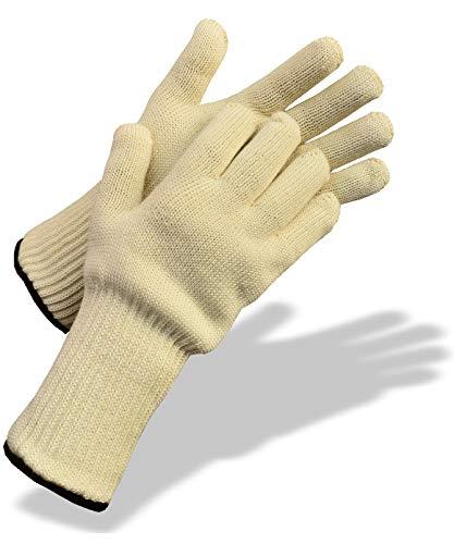 Gants Longs Anti-Chaleur pour Four, Medipaq - Tenez vos plats brûlants en toute sécurité ! Gants robustes pour four à usage professionnel et domestique