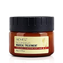 Hair Mask Repair and Protect,IFUDOIT Magical Hair Treatment Mask for Dry Damaged Hair,5 Seconds to Restore Soft,Fights Breakages and Split Ends, Promote Hair Growth (60g/2.1f1oz)