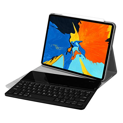 d Pro 11inch bewegliche Tastatur-Kasten Standplatz-Abdeckung integrierten Wireless-Bluetooth-Tastatur ()