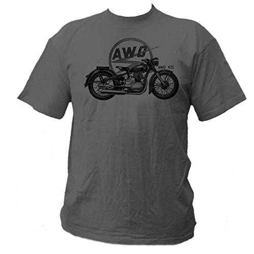 AWO T-Shirt (XL, darkgrey)