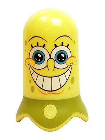 Spongebob Squarepants Colour Change LED Night Light by SpongeBob Squarepants