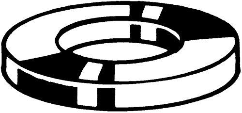 Preisvergleich Produktbild Zoro Selection Unterlegscheiben M24 Kunststoff PA 6.6 DIN 125-1A 50 Stk (Z00163727)
