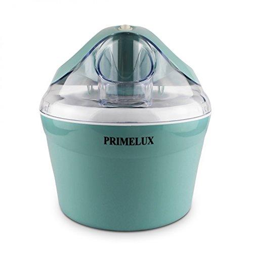 Primelux   Yogurt Máquina  Fabricante de Helados  Azul  Material: PÁGINAS