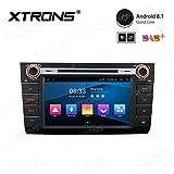 Xtrons, autoradio da 8 pollici, Android 8.1, touch screen HD, Bluetooth, autoradio, lettore multimediale, supporta WiFi, GPS, uscita RCA, OBD DAB+ 2K, lettore DVD per SUZUKI Swift Dzire