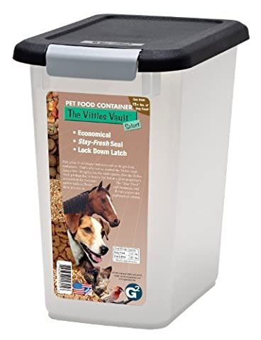 Gamma2 Select 15 for Pet Food Storage by Gamma (English Manual)