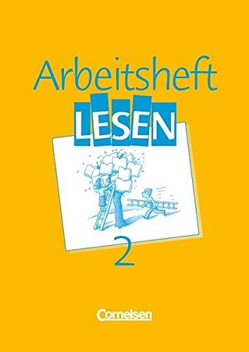 Arbeitsbuch Lesen / Band 2 - Arbeitsheft, 2. Auflage