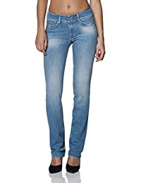 SALSA Light denim straight leg Bliss jeans