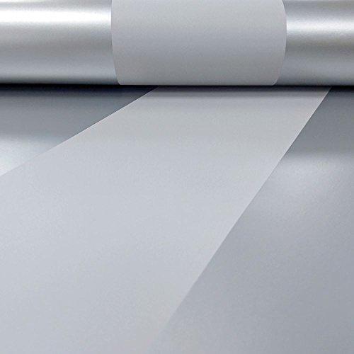 HOLDEN schimmernde Streifenmuster Tapete metallisch gestreift Motiv Exklusiv - 50070 grau silber