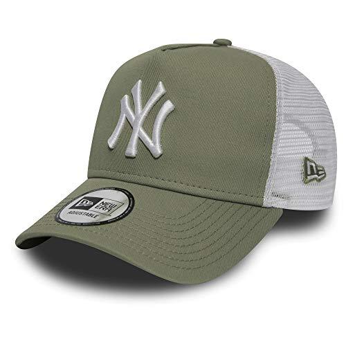 New Era Trucker Cap mit UD Bandana New York Yankees Olive SO7