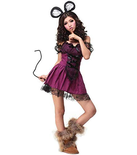 Fashion-Cos1 Sexy Cosplay Outfit Katze Engel Kostüm Frauen Sexy Halloween Party Erwachsene Gothic Hexe Kostüm Kostüm