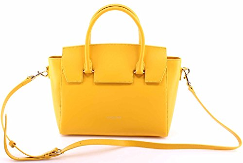 borsa-donna-mano-spalla-lancaster-paris-jaune-cuir-vachette-yellow-made-france