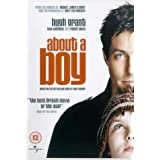 About a Boy - Box Set : DVD, CD & Book [2002] by Hugh Grant