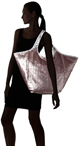 Xyxyx Sequins Bag, sac bandoulière silber (rosa/Silver)