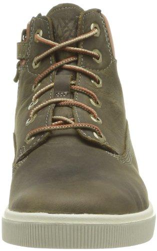 Timberland 2.0 Ek6Inlace/Zip, Jungen Stiefel Braun (olive Burnished)