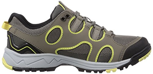 Jack Wolfskin Crosswind Low W, Chaussures de randonnée femme Beige - Beige (lemonade 3073)