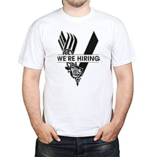 Vikings We're Hiring T-shirt