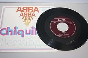 ABBA - Chiquitita - AMIGA - 4 56 390