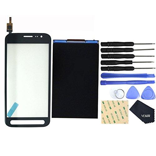 VEKIR LCD Anzeige Panel Ersatz + Touch Panel Ersatz Bildschirm für Samsung Galaxy Xcover 4 G390F -