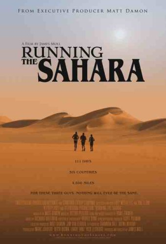 Bild von Running The Sahara [DVD] [2008] [UK Import]