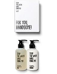 Stop-the-water While Using Me - Hand Kit - Pflegeset für schöne Hände - 2 TLG - in Geschenkbox