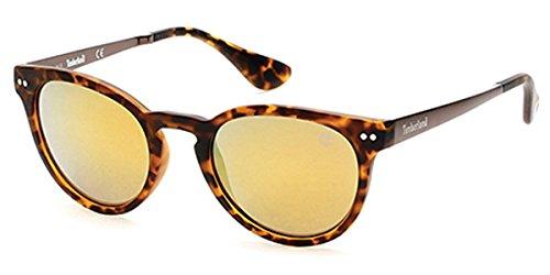 Occhiali da sole polarizzati timberland tb9085 c52 52h (dark havana / brown polarized)