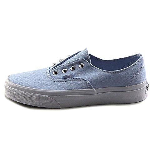 Vans Authentic Gore, Baskets Basses Mixte Adulte Bleu (Studs/Skyway)