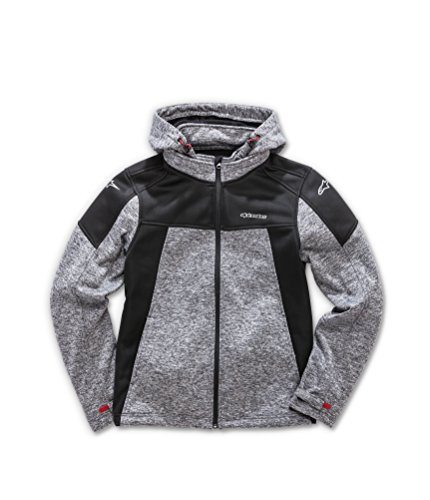 Alpinestars Herren Stratified Jacket, Charcoal Heather, M (Track Jacket Charcoal)