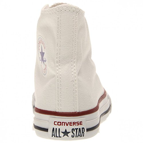 Converse Kinder Chuck Taylor All Star Hohe Sneakers Weiß