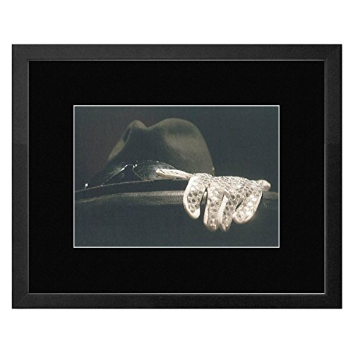 Stick It On Your Wall Michael Jackson - Handschuh und hat 2010 gerahmtes Mini Poster - 23,5 x 28,5 cm