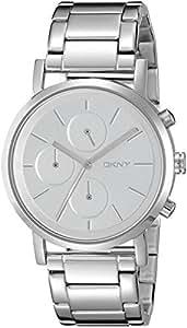 DKNY Analogue White Dial Women's Watch - NY2273