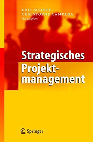 Strategisches Projektmanagement (German Edition)