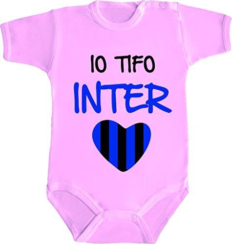 body-neonato-calcio-divertente-io-tifo-inter-3-mesi-rosa