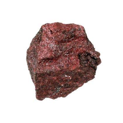 Cinabrio mineral para curación, aproximadamente 25 a 35mm