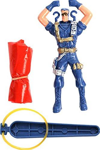 Toy Soldier 2 Parachoques Fluo + Parachote Que vuelan