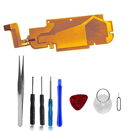 Ersatz Netz / GSM Empfang Antenne für iPhone 3GS + Werkzeug (Akku Ersatz Für Iphone 3gs)