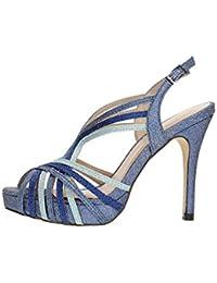 Amazon.es  MENBUR - Sandalias de vestir   Zapatos para mujer ... ffb33527e7e